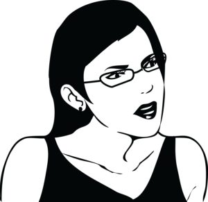 female_seriously_glasses
